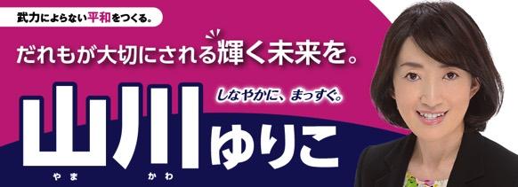 埼玉県議会議員 山川ゆりこ 公式サイト